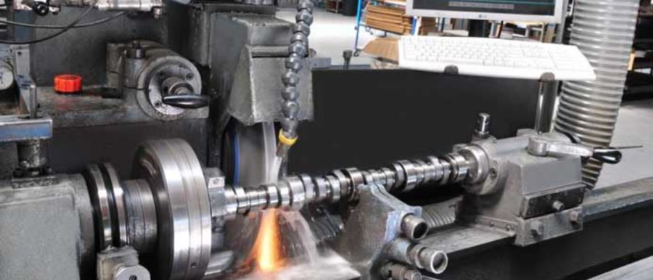 Precision CNC Camshaft Grinding