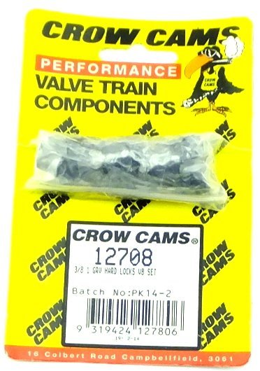 12708 - 3/8 1 GRV HARD LOCKS V8 SET