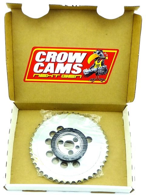 CS8LS-VE3 - VE 3 BOLT CAM GEAR, SINGLE ROW