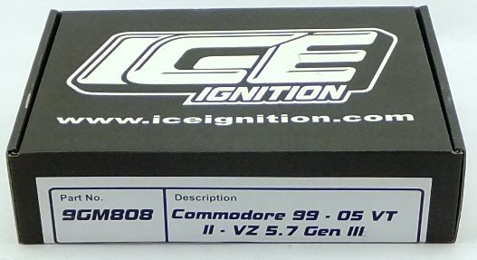9GM808 - GM LS1,LS2 9MM ICE RACE LEADS