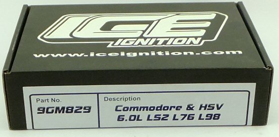 9GM829 - GM L76,L98 9MM ICE RACE LEADS
