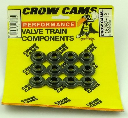 10707-12 - 6 CYL CHROME MOLY RETAINERS