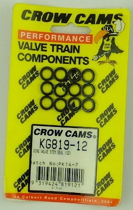 KG819-12 - O RING VALVE STEM SEAL (12)