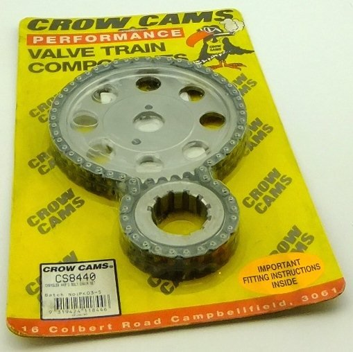 CS8440 - CHRYSLER 440 1 BOLT CHAIN SET