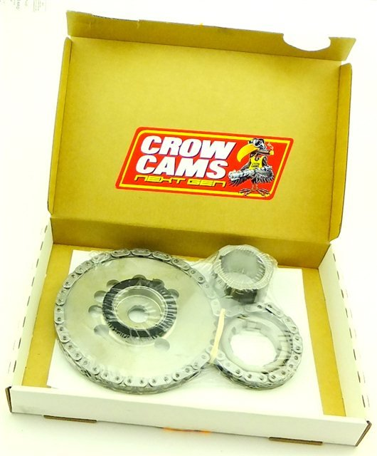 CS8LS-VE-SR - 1 BOLT 1 ROW LS1 CHAIN SET