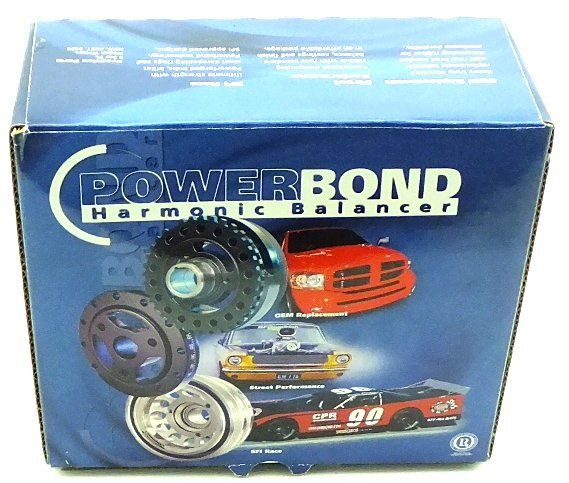 PB1203-SS - FORD 302 351 WIND 3 BOLT RACE